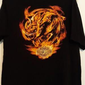 HD Mens xlarge short sleeve tshirt